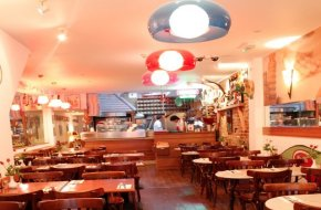 View detailed information on Al Parco Pizza Bar  Camden
