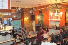 View detailed information on Al Parco Pizza Bar Highgate