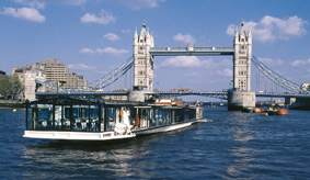 Photograph of Bateaux London Restaurant Cruises
