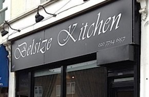 Photograph of Belsize Kitchen