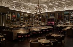 Photograph of Berners Tavern
