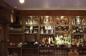 Photograph of Cutler Bar