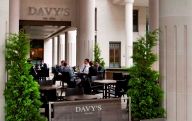 View detailed information on Davy's at Woolgate Bar and Brasserie