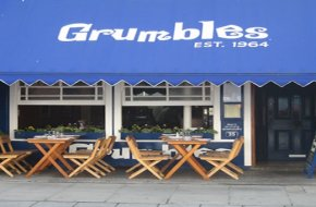 Photograph of Grumbles