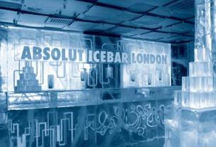 Photograph of Absolut Icebar