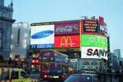 View restaurants near Piccadilly Circus