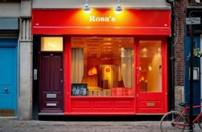 Rosa's Thai Cafe, Carnaby